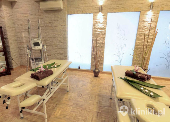 Gabinet zabiegowy w Medical Margaret Spa