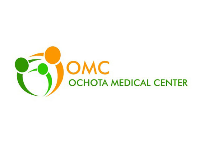 Ochota Medical Center - logo