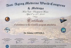Anti-Aging World Congress& Medispa - Monaco 2010