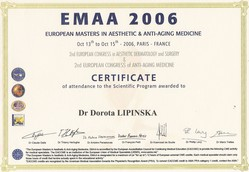 European Masters in Aesthetic & Anti-Aging Medicine